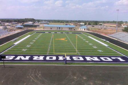 Longhorn Stadium - Cedar Hill, Texas